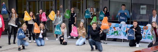 Erasmus+ Schüler der HAK Eferding